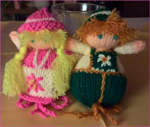Hänsel and Gretel Scented Dolls